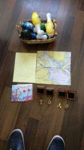 Treasure found at sea - Harba