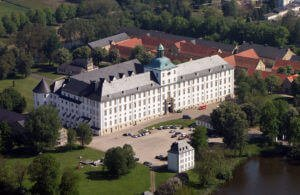Gottdorf Castle in Germany - Harba