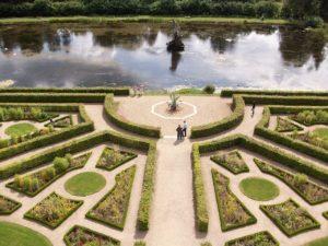 Gottdorf Castle garden - Harba