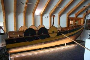 Haithabu Museum in Germany
