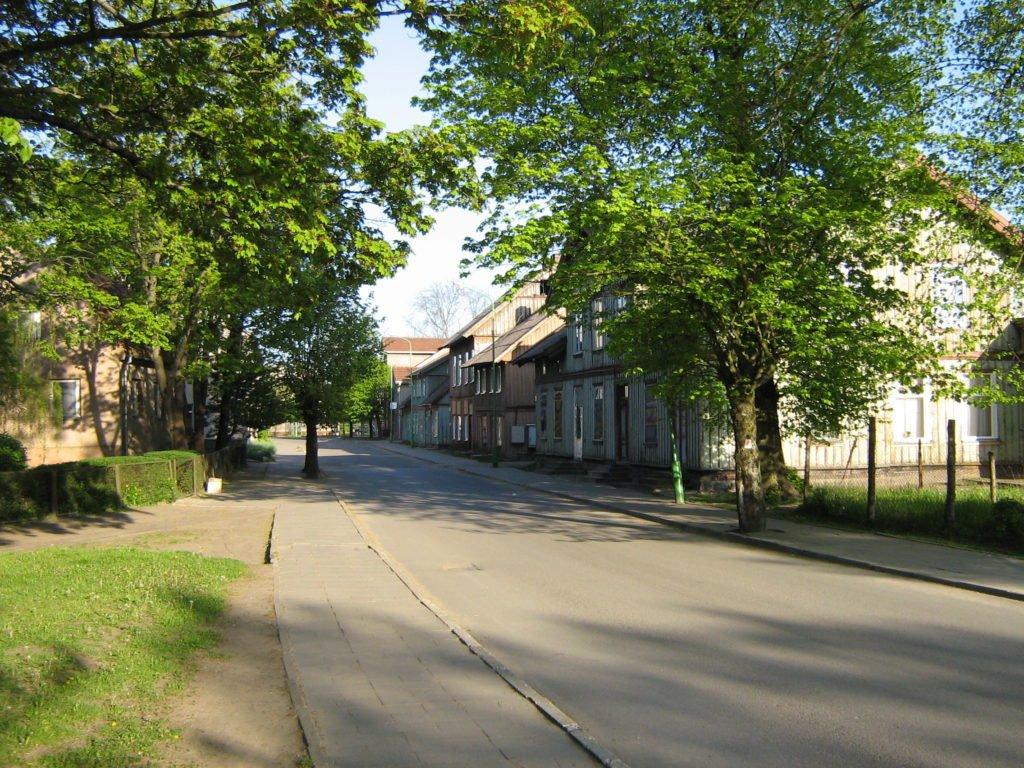 rusne_neringa_street