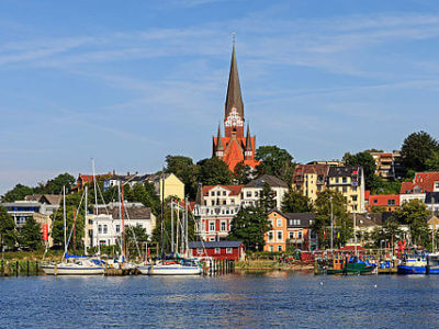 Sailing in Germany - Part 2: Flensburg