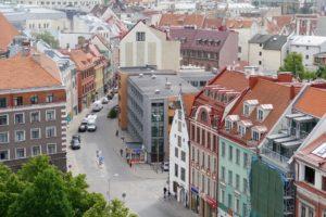 Riga city - Harba