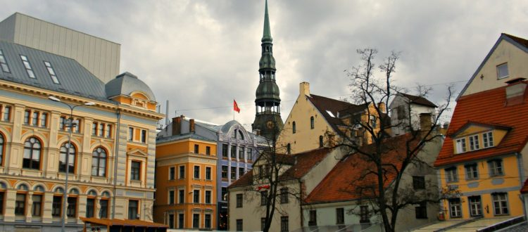 The perfect sailing trip to Riga