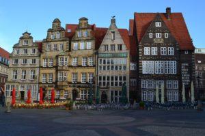 Building by the Market Square in Bremen - Harba