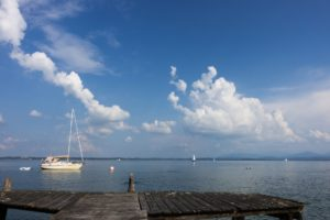 Sailboats in Rugen - Harba