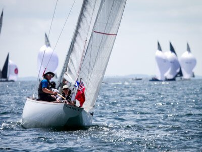 Sailing photography