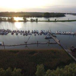 Sportboothafen Borsfleth - Harba