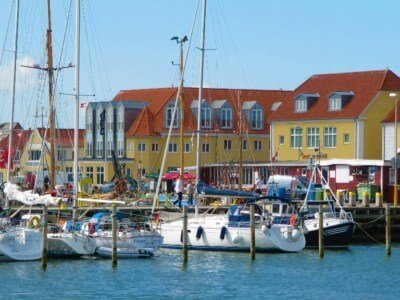 Thyborn_Lystbdehavn - Harba