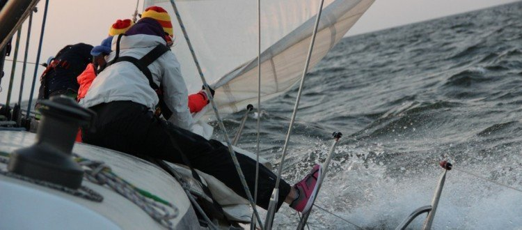 You don't win silver, you lose gold… polish women only sailing team - Harba blog