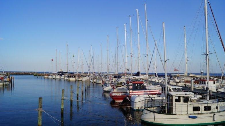 Spodsbjerg-Turistbådhavn - Harba