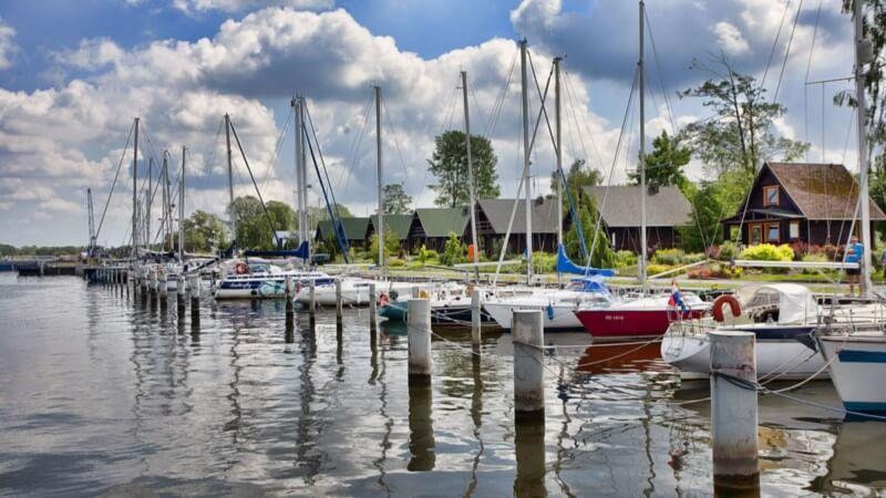 Camping Marina Szczecin - Harba