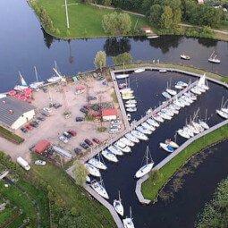 Mamry Yacht Czarter - Harba