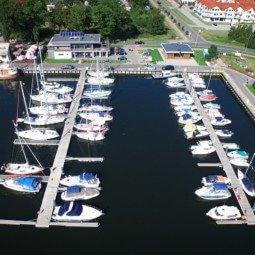 Port Morski Darlowo - Harba