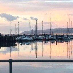 Stranraer West Pier Marina - Harba