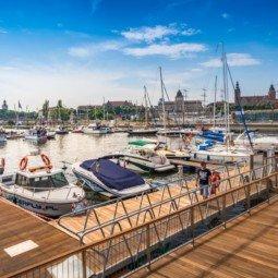 North East Marina Szczecin - Harba
