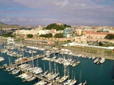 Yacht Port Cartagena - Harba