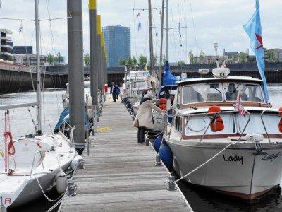 Marina Europahafen - Harba
