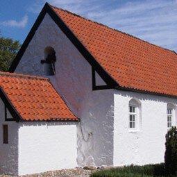 Venø Church - Harba