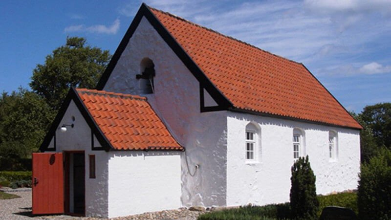 Venø Church - Harba