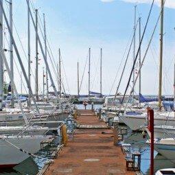Brøndby Havn yachts - Harba