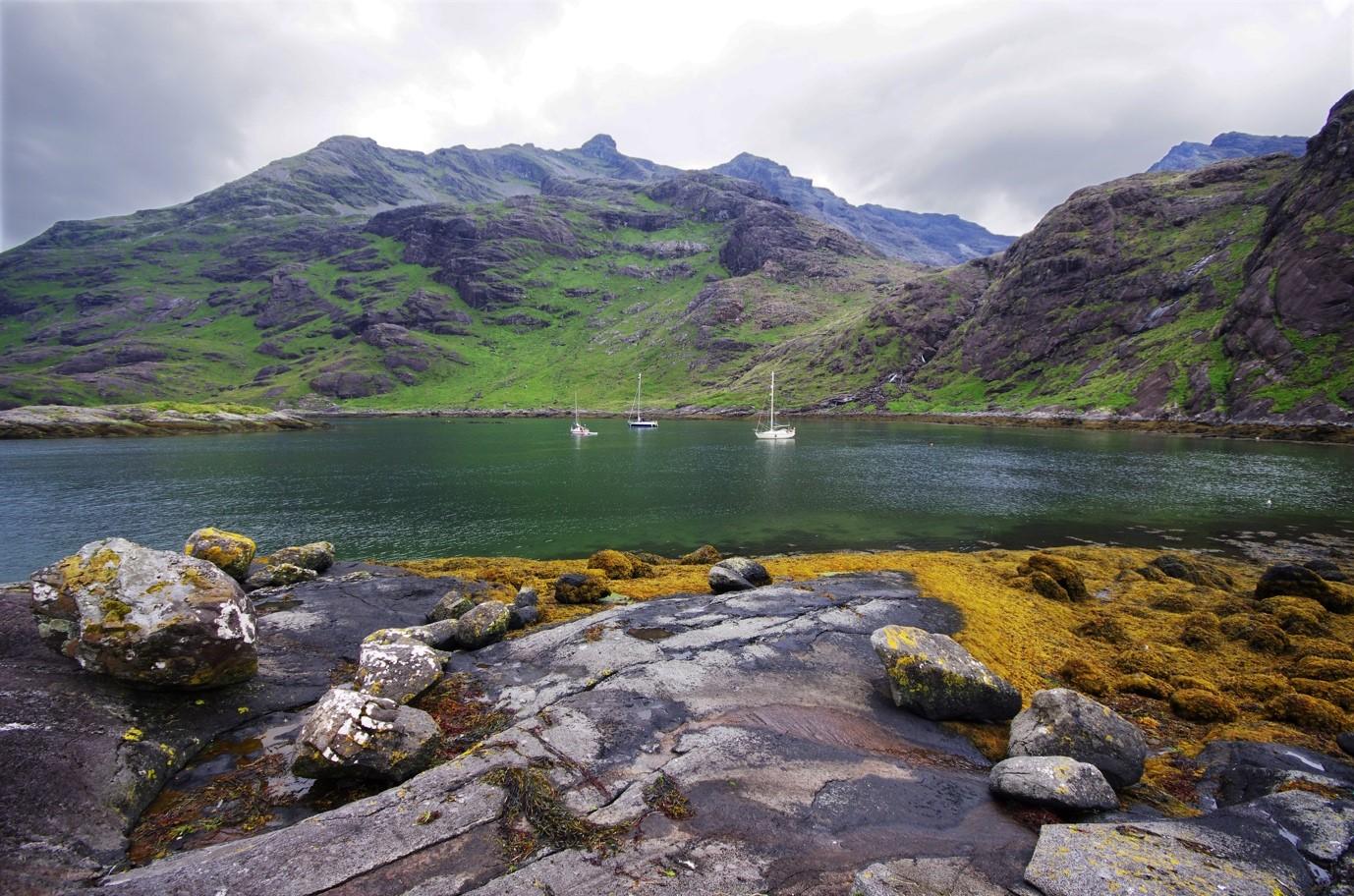 Loch na Cuilce, Isle of Skye