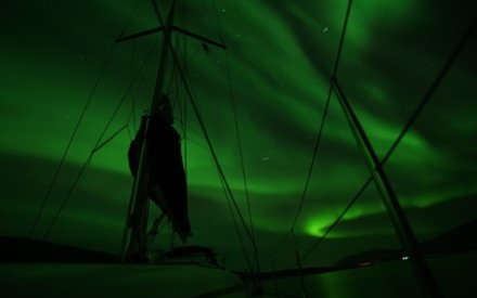 Oslo to Tromsø on a sailboat - Harba