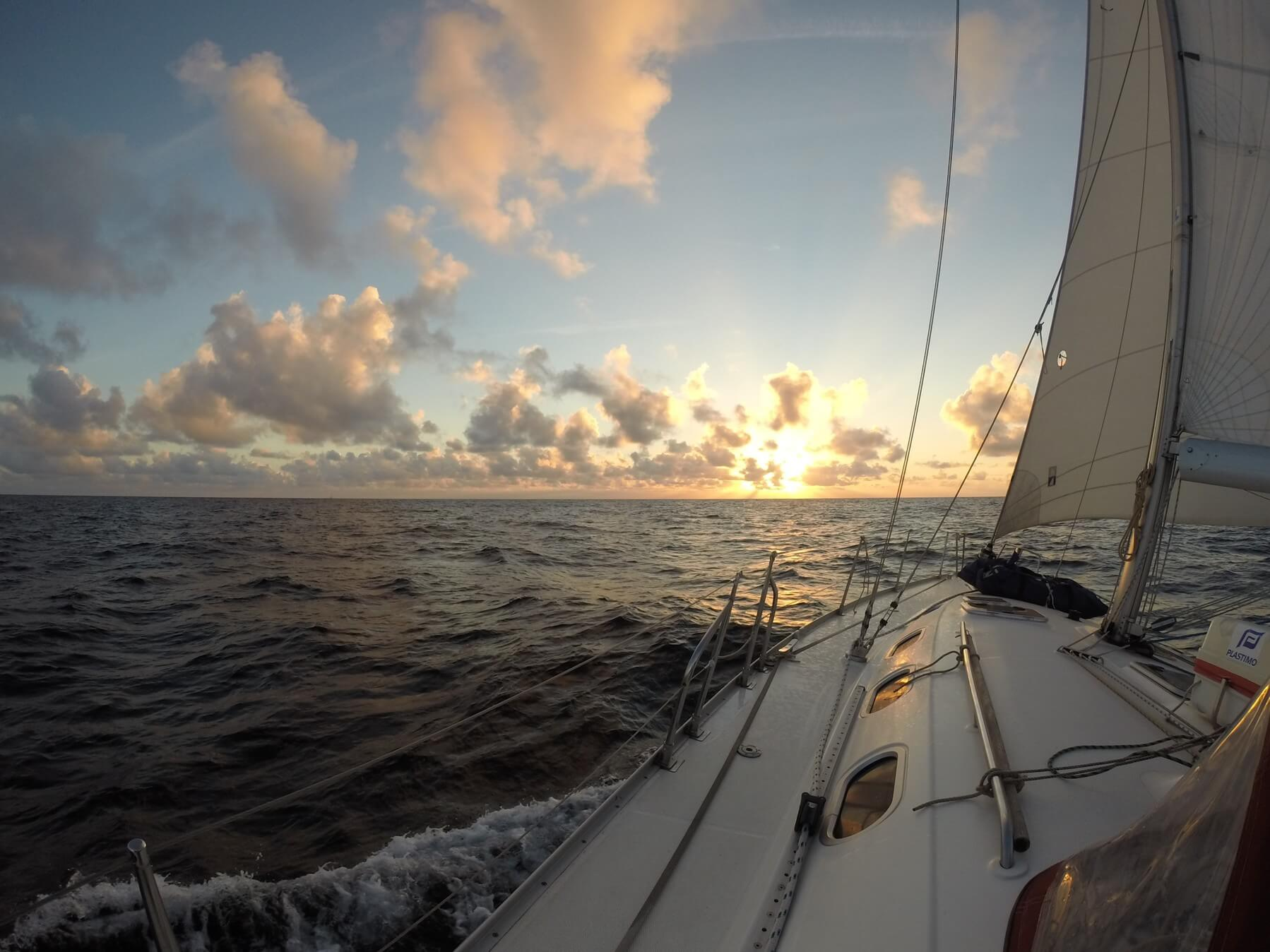 Sunrise-North-Atlantic