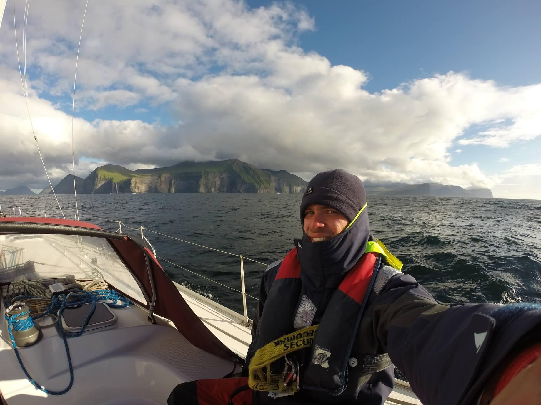 Yannick Kethers sailor
