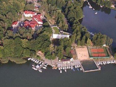 Port Jachtowy Guzianka - Harba