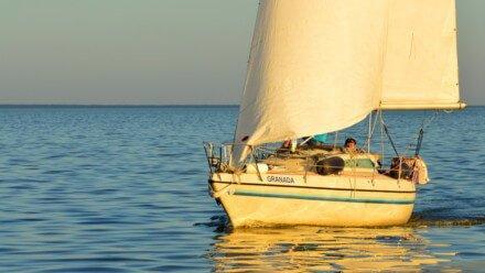 Sailing away - Harba