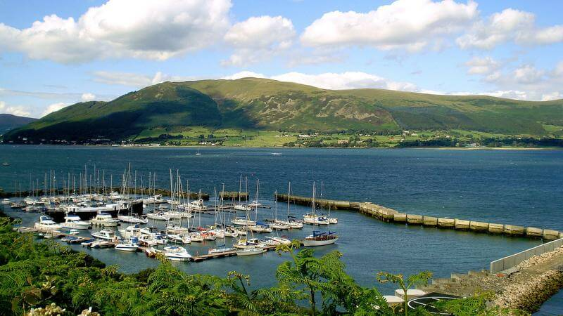 Carlingford Marina - Harba