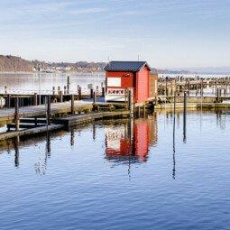 Hafen Wassersleben - Harba