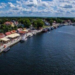 Port Mrzeżyno - Harba