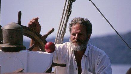 Captain aboard - Harba