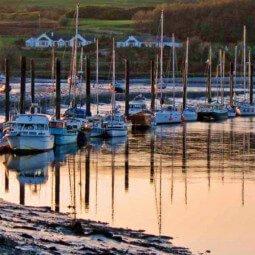 Kirkcudbright Marina - Harba