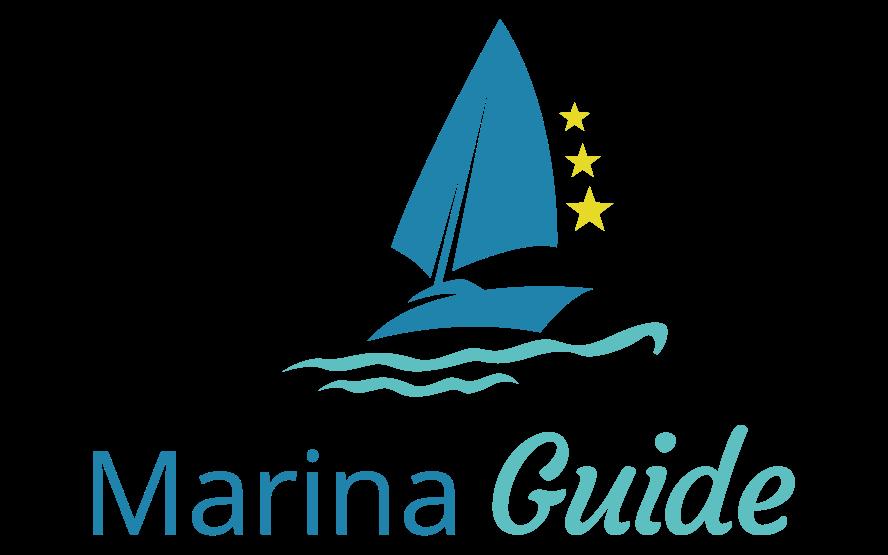 Marina Guide logo - Harba