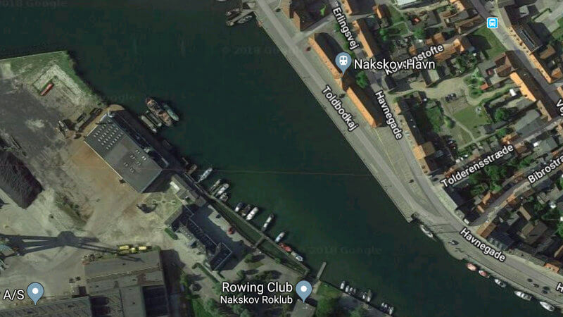 Nakskov Havn - Harba