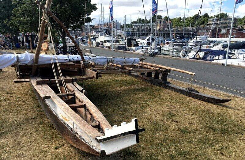Catamaran Aarhus - Harba
