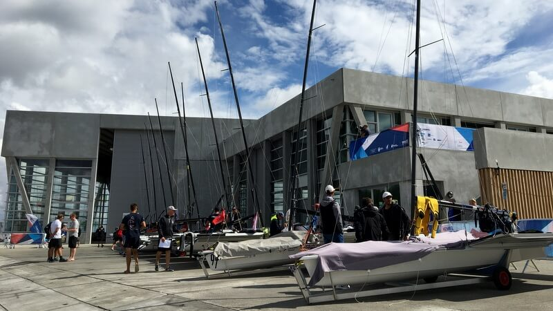 Boats at Aarhus 2018 - Harba