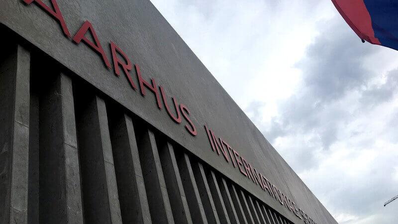 Internationalt sejlsportscenter Aarhus - Harba