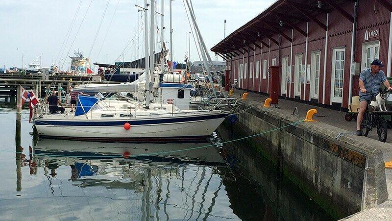 Thyborøn Lystbådehavn - Harba