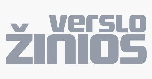verslo žinios logo grey