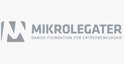 Mikrolegat logo grey