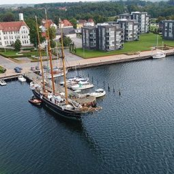 Gråsten-Havn-from-above