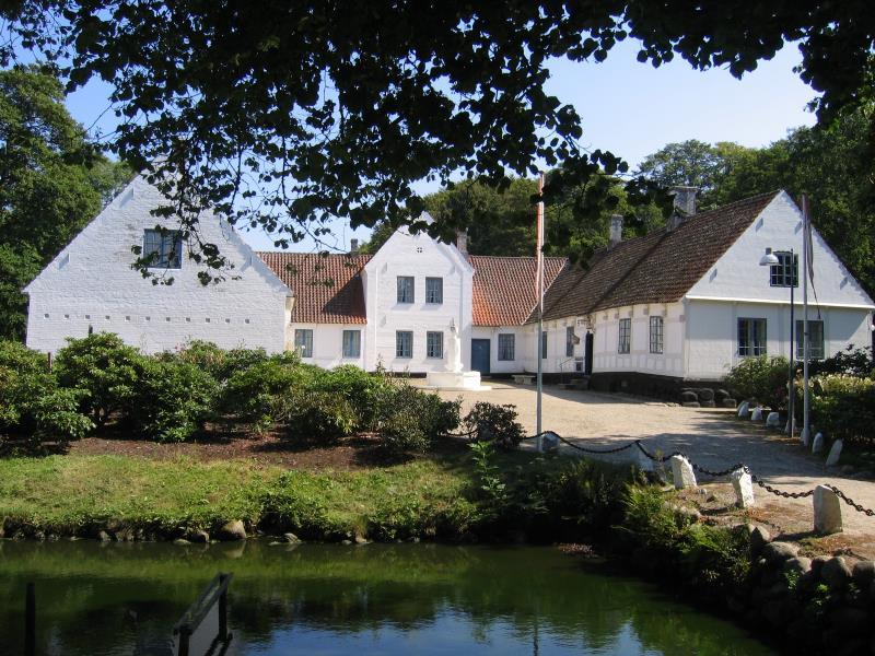 Bangsbo museum in Frederikshavn