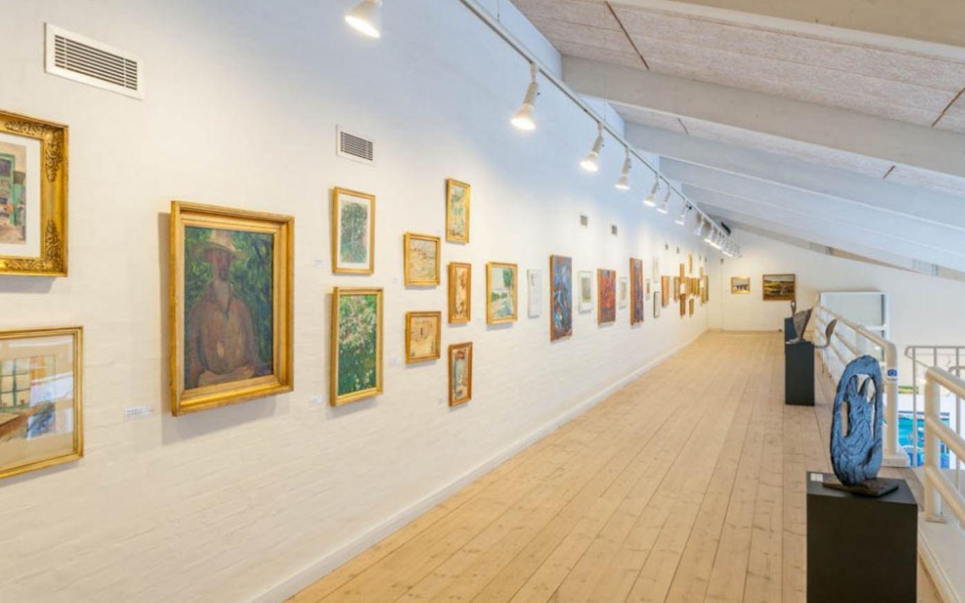 Frederikshavn art museum
