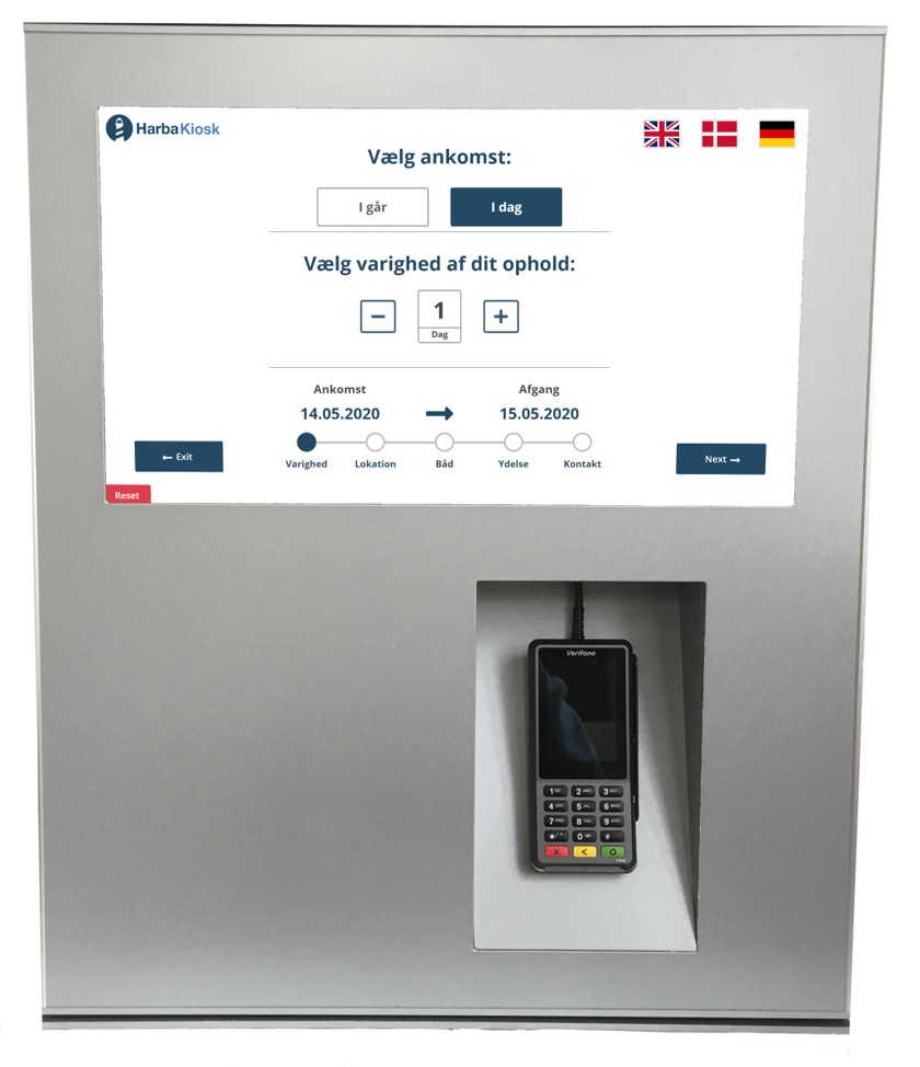 HarbaKiosk-self-service-payment-terminal