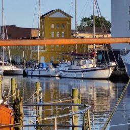 Sakskøbing Marina boats