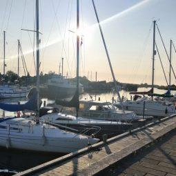 Sakskøbing Marina docks